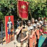 Bulgaria's Danube City Ruse Holds 5th Annual 'Roman Market' of Ancient Fortress Sexaginta Prista