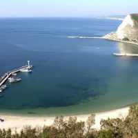 Archaeologists to Resume Excavations of Half-Sunken Ancient Black Sea City Byzone near Bulgaria's Kaliakra Cape after 10-Year Break