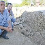 Archaeologists Find Grave of One of Last Senior Clergymen of Medieval Bulgarian Capital Tarnovgrad in Veliko Tarnovo