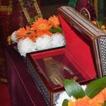Sofia University Presented with Holy Relics of St. Kliment Ohridski, Alleged Author of Bulgarian (Cyrillic) Alphabet