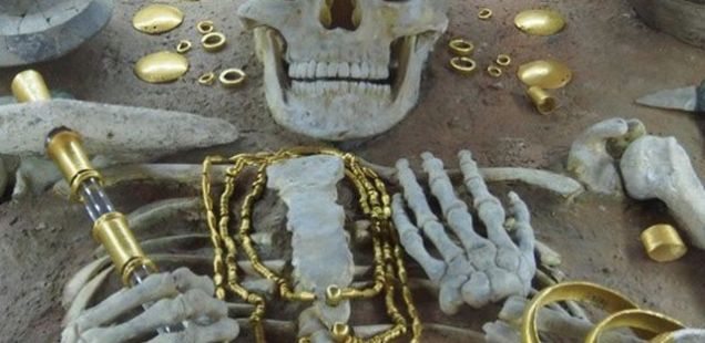 Bulgaria's Varna to Exhibit World's Oldest Gold Treasure in Dordrecht, Nethelands, October 28, 2016 – April 28, 2017
