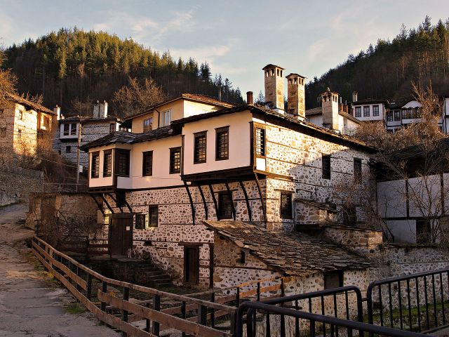 The Laszlo Nagy Museum (Memorial House) in Bulgaria's Smolyan. Photo: Todor Bozhinov, Wikipedia