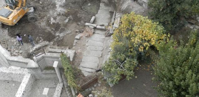 Archaeologists Find Stoa, Main Street, Sewerage of Late Antiquity City Parthicopolis in Bulgaria's Sandanski