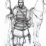 Reconstructions of Ancient Bulgar Costumes Showcased in Kaleto Fortress in Bulgaria's Mezdra