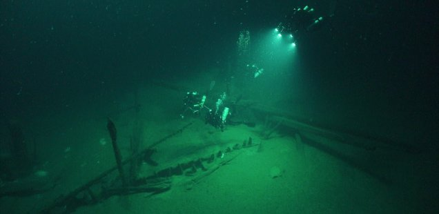 Maritime Archaeologists Find Bronze Age Settlement under Black Sea's Seabed off Bulgaria's Coast