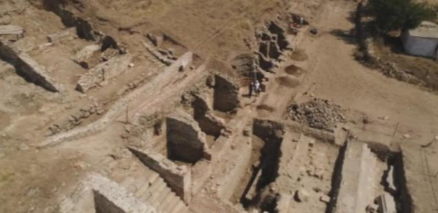 Archaeologists Find Shrines in Ancient Heraclea Sintica in Southwest Bulgaria, Evidence of Row with Roman City Parthicopolis