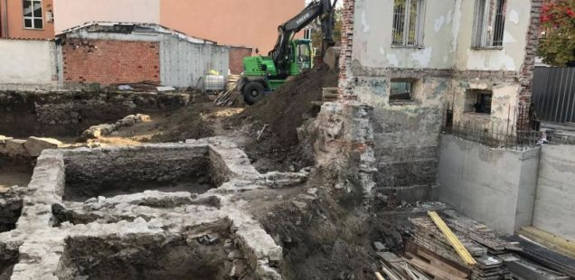 Unknown Roman Quarter in Outskirts of Ancient Philipopolis Discovered by Accident in Bulgaria's Plovdiv