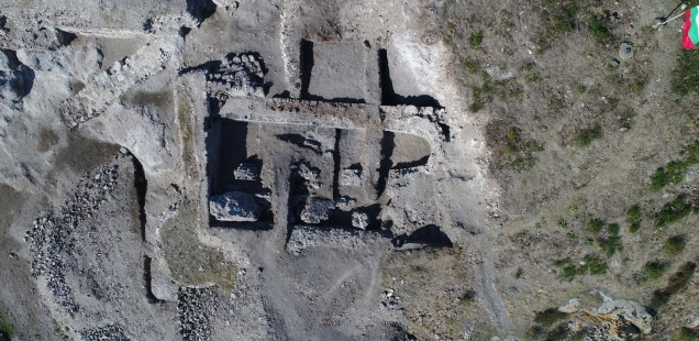 Archaeologists Discover Pink-Plastered Water Cistern of Medieval Rusocastro Fortress in Southeast Bulgaria