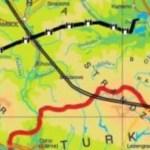 Erkesiya: the Ancient Bulgar Border Rampart Containing Byzantium That Was Longer than Hadrian's Wall