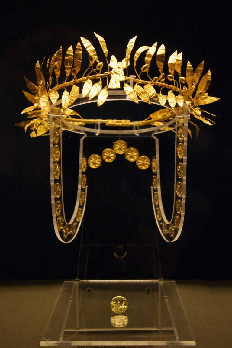Zlatinitsa – Malomirovo Gold and Silver Treasure from Ancient Thrace