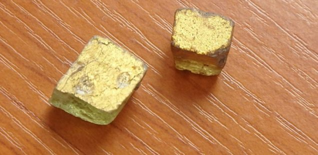 Archaeologists Find Gild Mosaic Cubes in Agathopolis on Bulgaria's Black Sea Coast, Prove It Was Older than Known