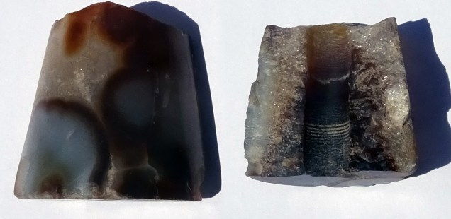 Mysterious 'Game of Thrones' – Type Find, Agate Jewel for Throne's Spikes, Discovered in Bulgaria's Rusocastro Fortress