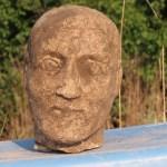 Statue Head of Roman Emperor Aurelian, Unknown Colonnade Found in Ancient Rome's Danube Colony Ulpia Oscus in North Bulgaria
