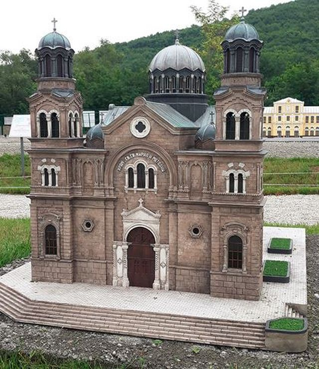 Scale Models Park in Bulgaria's Veliko Tarnovo Presents 5 More Bulgarian Landmarks