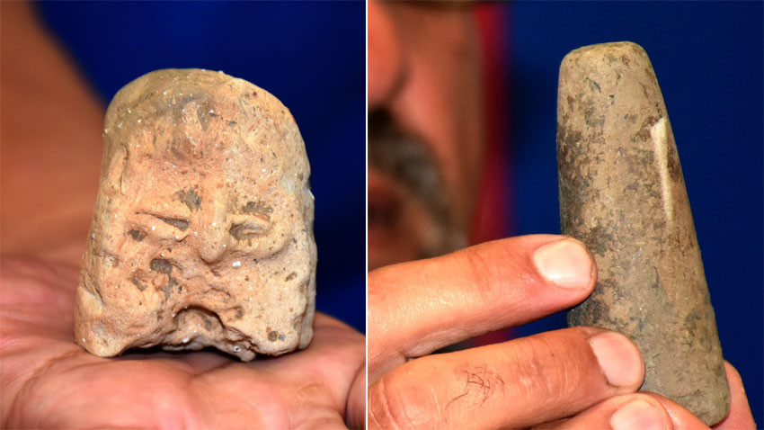 Discovery of 8,000-Year-Old Veiled Mother Goddess near Bulgaria's Vidin 'Pushes Back' Neolithic Revolution in Europe