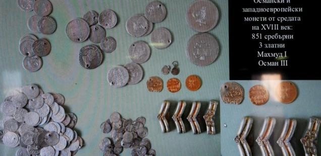 Hoard of 18th Century Ottoman, Western European Coins Found in Treasure Pot in Bulgaria's Black Sea Town Ahtopol