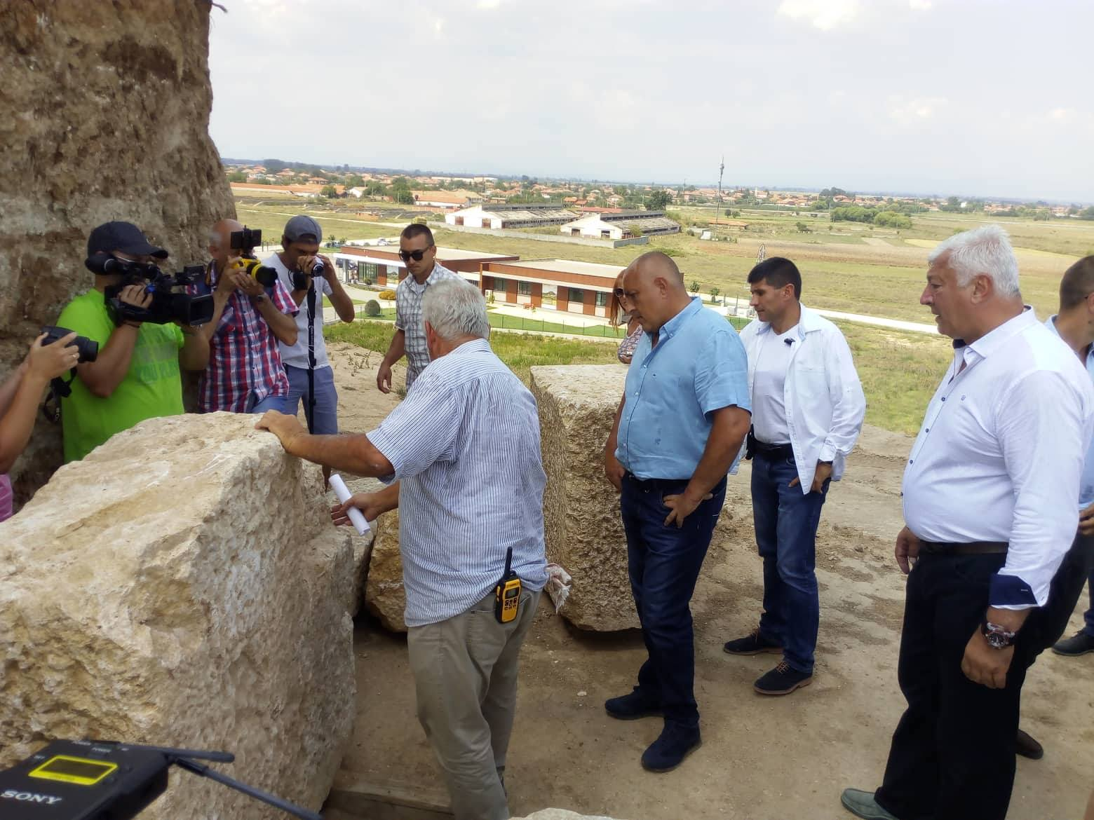Thracian-Tomb-Maltepe-Ziggurat-Roman-Emp