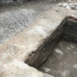 Antiquity Tomb Found in Downtown of Bulgaria's Capital Sofia during Rescue Excavations