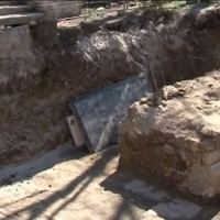 For the First Time Fortress Gate of Ancient Odessos Discovered in Bulgaria's Black Sea City Varna