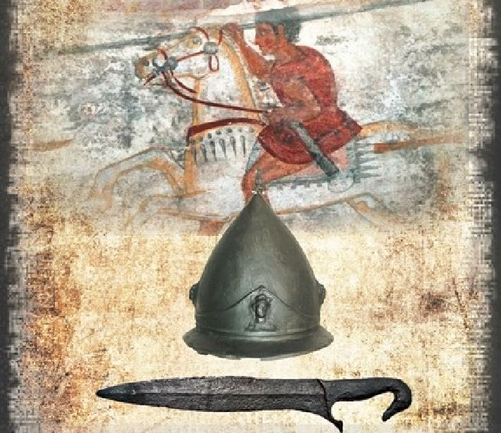 Previously Unseen Ancient Thracian Weapons Showcased in Special Exhibition in Bulgaria's Danube City of Ruse