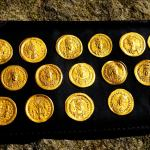 Hoard of Byzantine Gold Coins Hidden during Hun Invasion Discovered in Ancient Marcianopolis in Bulgaria's Devnya