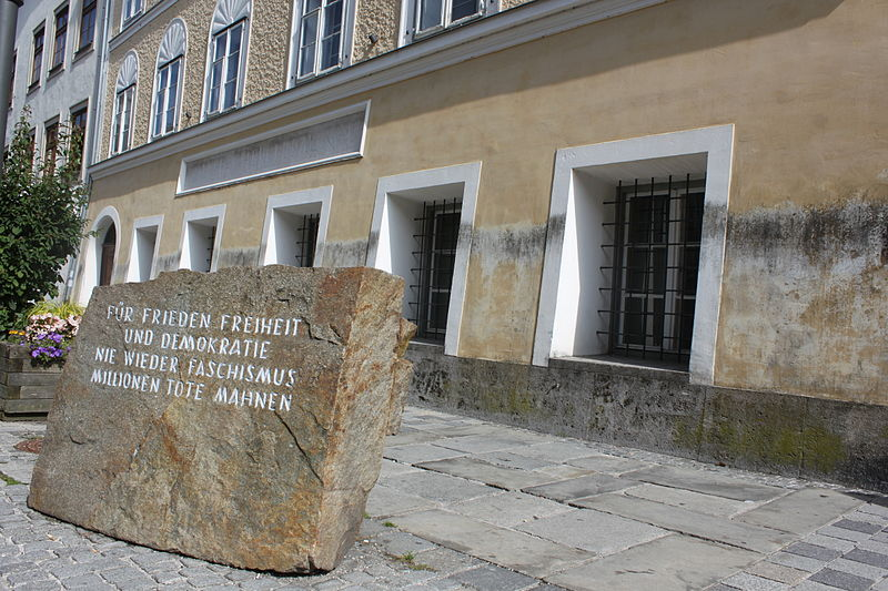 Austria Turns 'Baby Hitler's' Birthplace into Police Station to Fend off Nazi Admirers