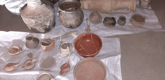 Trafficking Channel from Bulgaria to UK, Western Europe Busted, 4,600 Plundered Artifacts Seized