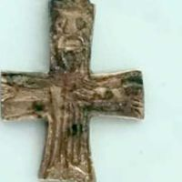 10th Century Cross with Jesus Christ Image, Peacock Ring Seal Found in Tuida Fortress in Bulgaria's Sliven