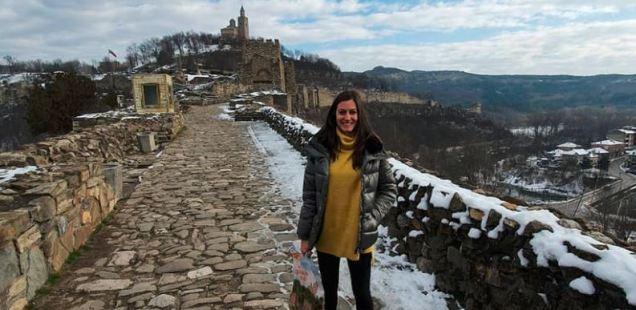 Young Doctor Becomes First 2020 Visitor of Tsarevets Fortress and All of Bulgaria's Museum Sites
