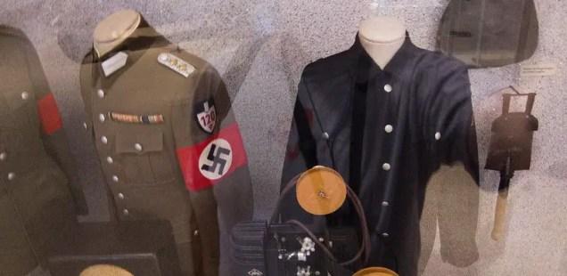 Nazi Uniforms Stolen from Museums across Netherlands, Denmark Causing Concern