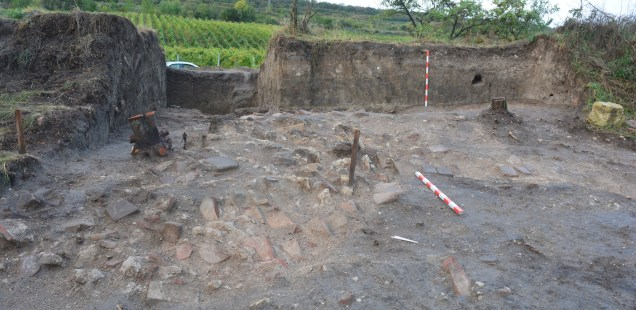 Archaeologists Unearth Burgus (Tower Fort) in Lesser Known Roman Danube Fortress Bulldozed by Treasure Hunters in Northwest Bulgaria