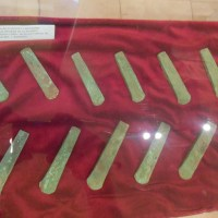 Archaeology Museum in Bulgaria's Silistra Presents Newly Found Bronze Age Tools Seized from Treasure Hunters