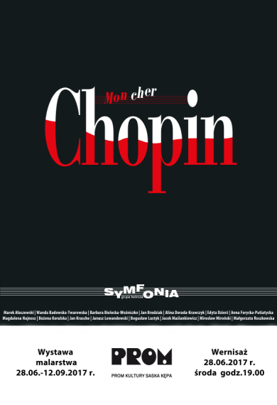 Mon cher Chopin exhibition