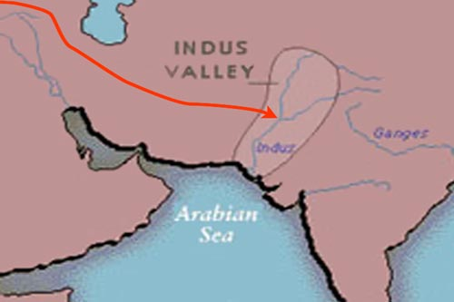 an analysis of the theories on how indus valley civilization ended The indus valley civilisation (ivc), or harappan civilisation, was a bronze age civilisation (3300–1300 bce mature period 2600–1900 bce) mainly in the northwestern regions of south asia, extending from what today is northeast afghanistan to pakistan and northwest india.