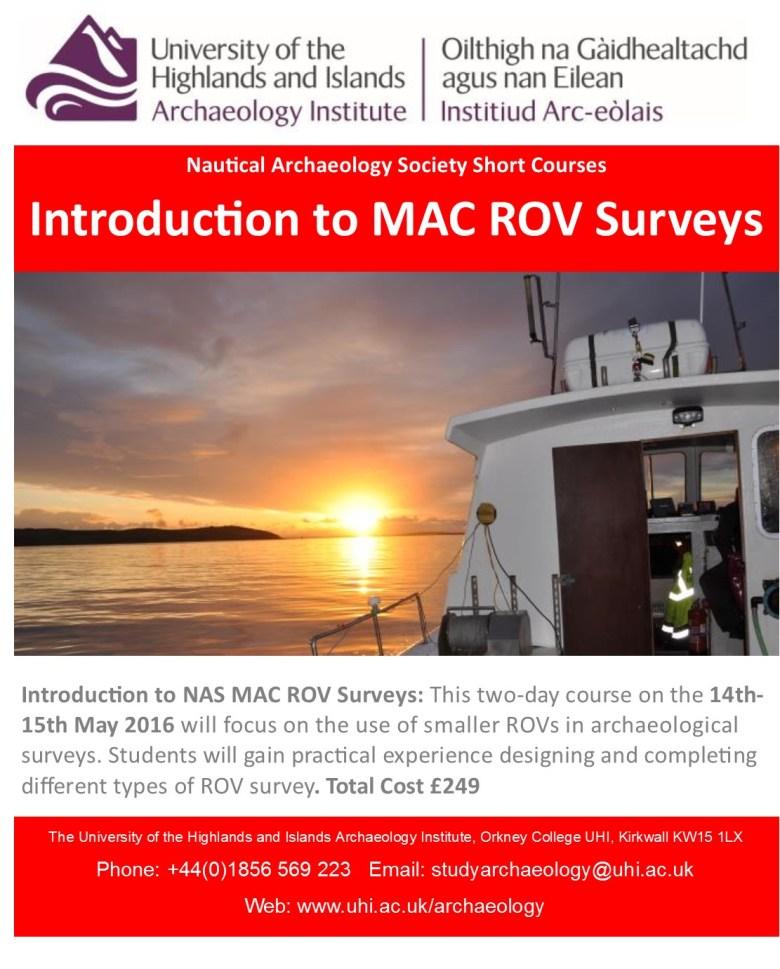 MAC ROV small ad