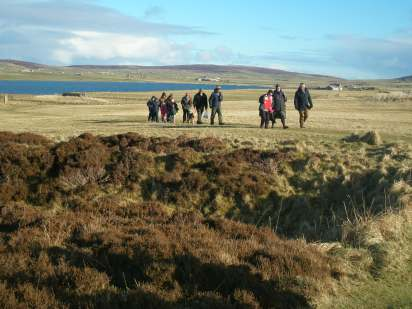 Near the Ring of Brodgar
