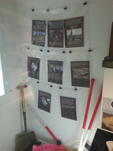 The Cairns exhibition at Orkney Museum