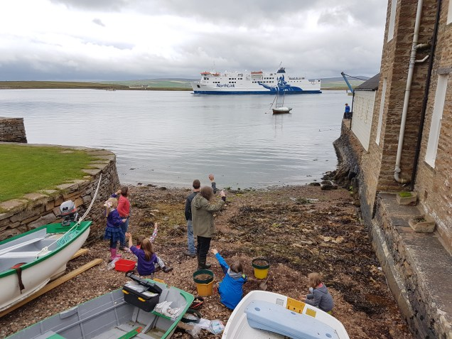 Heritage Lottery Fund – Archaeology Orkney