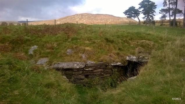 Raitt's Cave Souterrain Entrance A9