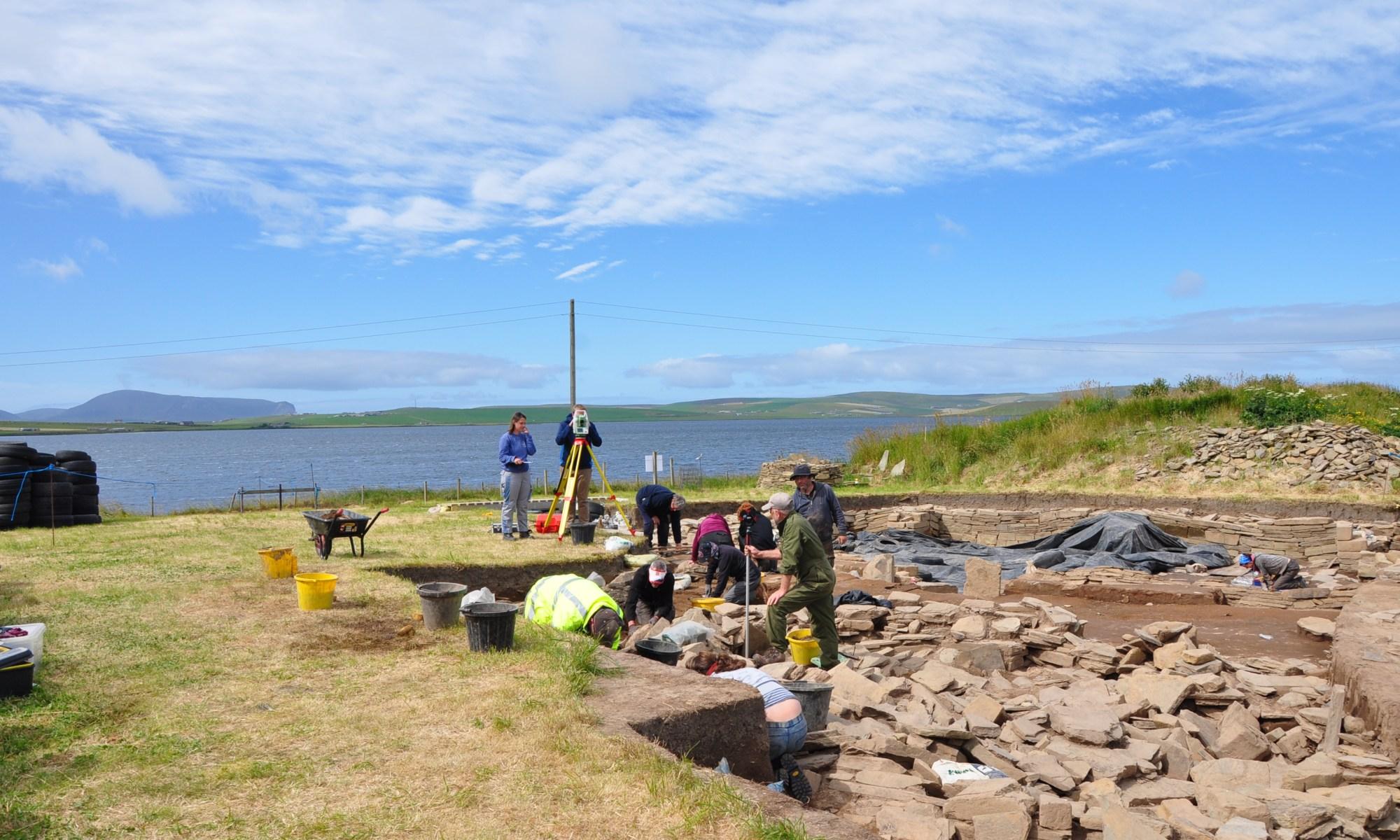UHI Archaeology Students Awarded Carnegie Scholarships