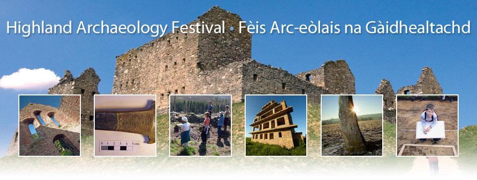 Highland Archaeology Festival Screenshot