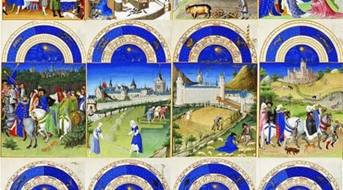 Longing for a Better Life: Double-Levelled Notion of An Idyllic Image of the Late Middle Ages