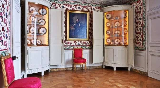 'Vaisselier' – a Piece of the Refined Furnishing