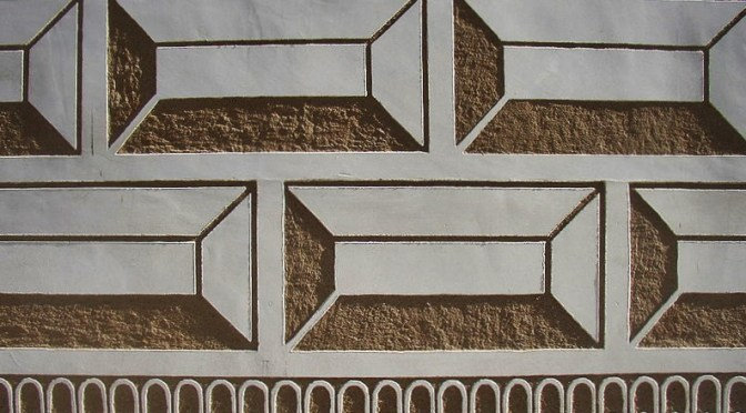 Sgraffito Technique and its Application in Art