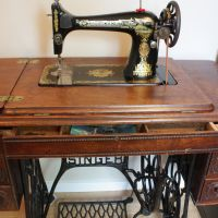 Introductions to our sewing machine family, Part 1