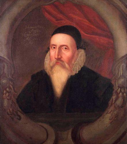 John Dee Ashmolean