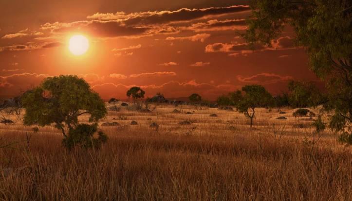 sunset_savannah_3d_environment_by_marcmons007_ddurbj2-pre