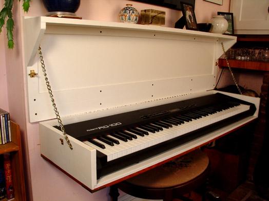 Cf03 Murphy Piano Bench Arch Art