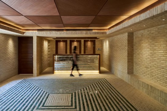 Sang-e-Siah Boutique Hotel / Stak Office