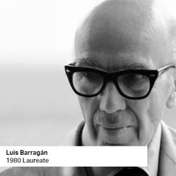 Luis Barragan 1980 Laureate